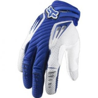 Fox Racing Platinum Glove 2009 (Blue XL) Clothing