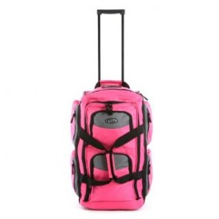 Olympia Luggage Sports Plus 26 Inch 8 Pocket Rolling