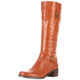 AK Anne Klein Womens Edith Le Boot
