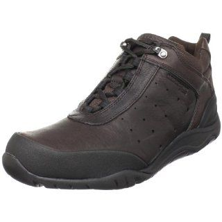 Rockport Mens Chawa Gilley Hiking Boot,Black/Brown,13 M US Shoes