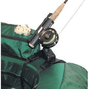 Scotty Fly Rod Holder and Float Tube Mount Sports