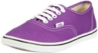 Unisex VANS AUTHENTIC LO PRO CASUAL SHOES 6.5 (AMARANTH PURPLE) Shoes