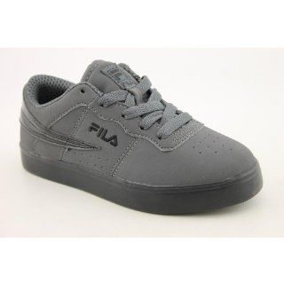 Lite Low Youth Kids Boys Size 13.5 Gray Synthetic Oxfords Shoes Shoes