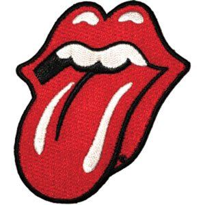 Rolling Stones   Patches   Embroidered Clothing
