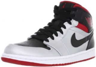 Nike Mens NIKE AIR JORDAN 1 PHAT BASKETBALL SHOES Shoes