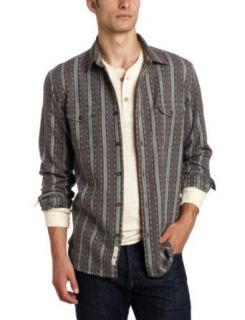 Lucky Brand Mens Harmony Workwear Shirt Clothing