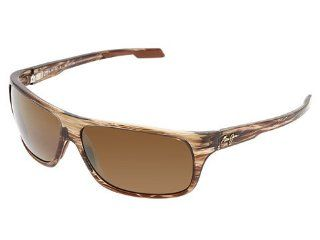 Maui Jim Island Time Sport Sunglasses   Bronze Sports