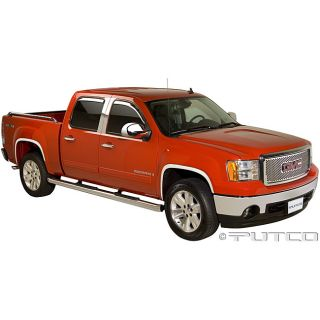 GMC Sierra 2007 2008 4 door Chrome Kit