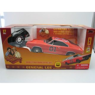 MALIBU 1/18 DODGE Charger General Lee / Radio   Achat / Vente MODELE