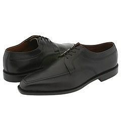 Allen Edmonds Jackson Black Grain Calf Oxfords