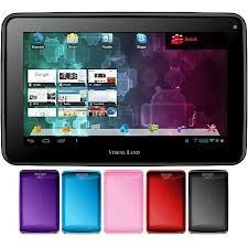 Visual Land Prestige 7L Android 4.0 Internet Tablet 7