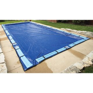 Swim Time Rectangle Winter Pool Cover (20 x 40)