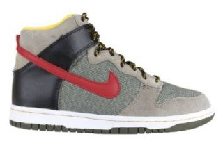 Nike Dunk High (GS) Boys Basketball Shoes 308319 301 Shoes