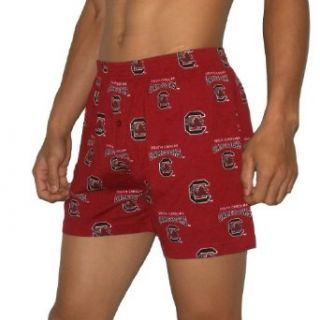 NCAA South Carolina Gamecocks Mens Sleepwear / Pajama