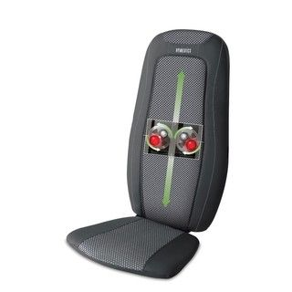 Homedics Extended Track Shiatsu Massage Cushion with Vibration/Heat