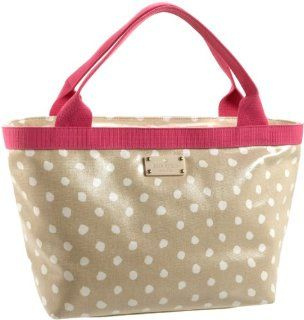 com Kate Spade Dizzy Dot Sophie Tote,Beige/Cream Spot,one size Shoes