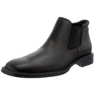 Kenneth Cole REACTION Mens Too Smooth Boot,Black,7 M US Shoes
