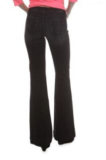 True Religion Wide Leg Jeans STEALTH DANA Clothing