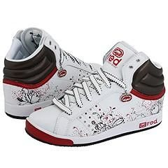 Red by Marc Ecko Phierce White/Black/Red Athletic