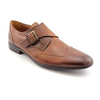 Kenneth Cole NY Mens Web Design Leather Dress Shoes
