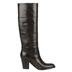 Tremp Womens 4050 Leather Knee high Boots