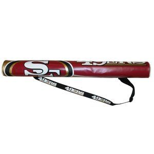 San Francisco 49ers NFL 6 Pack Can Shaft Sports