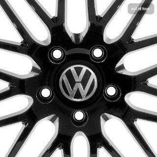 22 Inch Black 105 Series Wheels Rims and Tires for VW
