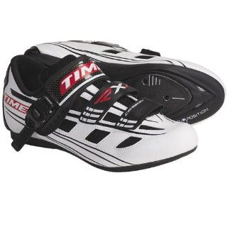 Sport RXI Road Cycling Shoes (For Men and Women)   WHITE/BLACK Shoes