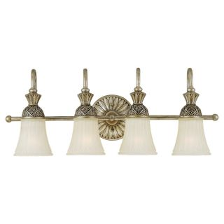 Sea Gull Lighting Four light Bath Wall Fixture Today $300.00
