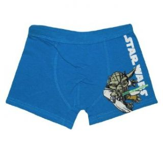 Fit Trunks / Boxer Shorts / Underwear   Blue (Size 122/128) Clothing