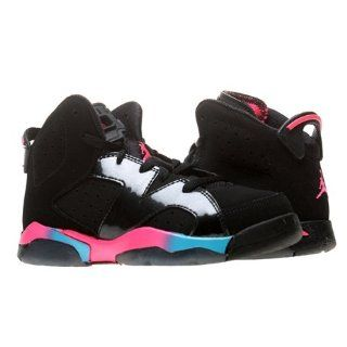 Nike Air Jordan 6 Retro (PS) Girls Basketball Shoes 543389 050