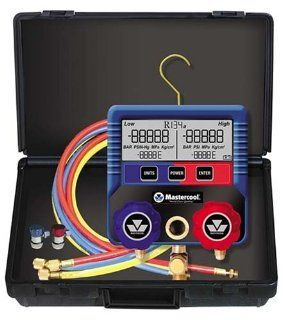 Mastercool 99872 Digital R 134A Manifold Gauge Set
