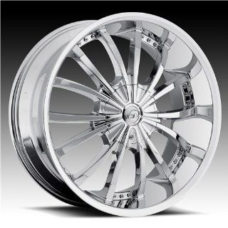 VCT WHEELS MANCINI CHROME 6X135/6X5.5 +30   24X9.5