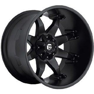 Fuel Octane Black Wheel (20x12/5x135mm)    Automotive