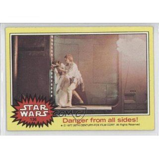 from all sides (Trading Card) 1977 Star Wars #136