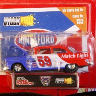 Chevy Bel Air   Match Light   Kingsford   Issue #133 Toys & Games