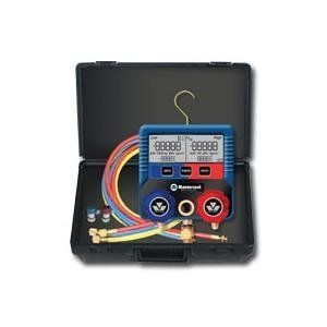 Mastercool (MSC99860) R 134A Digital Manifold Gauge Set
