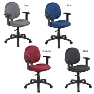 Boss Wide Seat Adjustable Arm Task Chair Today $95.99 4.2 (6 reviews