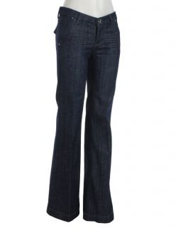 Level 99 Cameron Wide leg Jeans with Flap Pocket