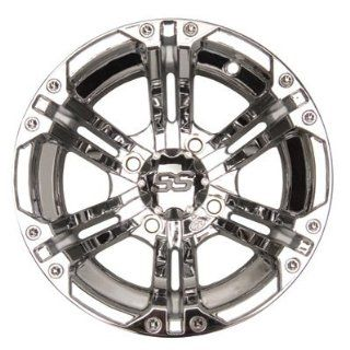 156 ITP SS212 Alloy Series Wheel 14x8 5.0 + 3.0 Chrome POLARIS