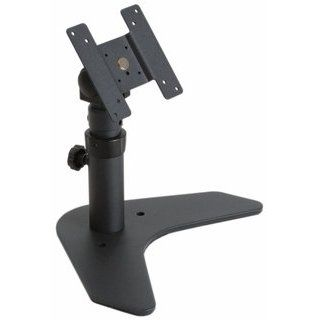 Single LCD Monitor VESA Desk Stand   Height Adjustable
