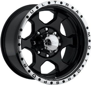 Ultra Wheels Ultra Motorsports Rogue RWD Type 175 Gloss Black Center