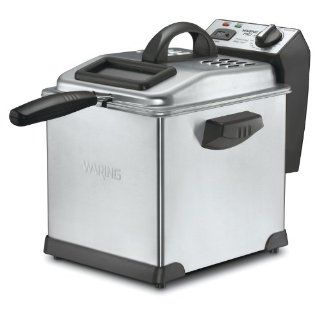 Waring DF175 Digital Deep Fryer, 3 Liter