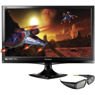 Viewsonic V3D245 23.6 3D LED LCD Monitor   169   2 ms