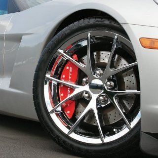MGP Caliper Covers   Corvette 2005 2012   GM Licensed