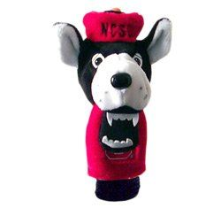 Team Golf NCAA North Carolina State   Mascot Headcover