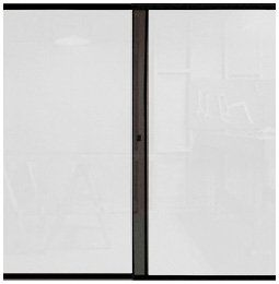 Jobars 82 4868 Single Garage Screen Door