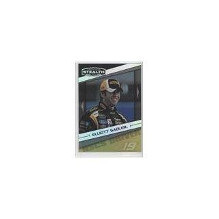 Elliott Sadler (Trading Card) 2010 Press Pass Stealth #30