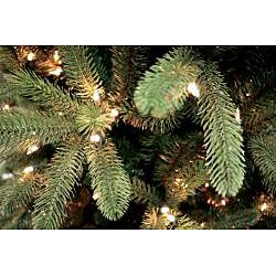 Good Tidings Northern Pine 7.5 ft Artificial Prelit Christmas Tree