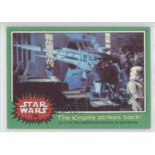 strikes back (Trading Card) 1977 Star Wars #232